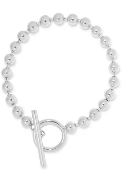Jennifer Fisher anklet silver jewels