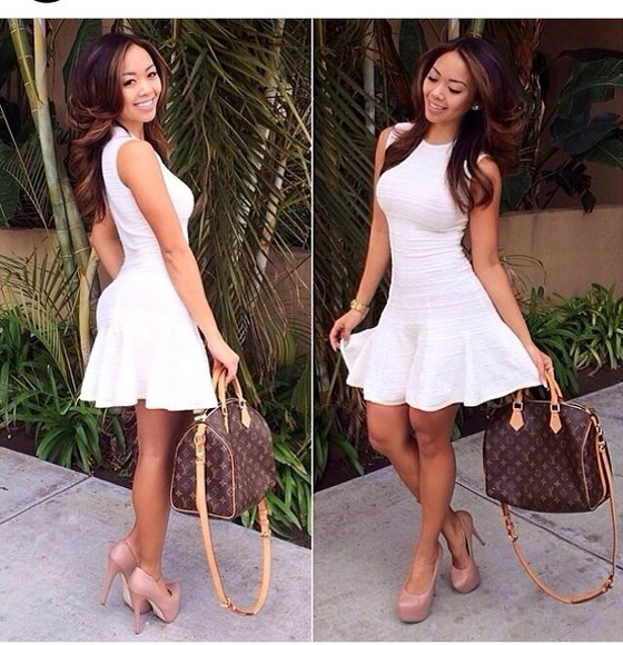 mango zara white dress bodycon dress fit clothes skater dress pencil dreas asos h&m white dress skater skirt pencil skirt white bodycon dress bodycon dress prom dress mermaid dress