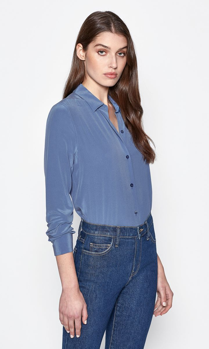 Essential Silk Shirt