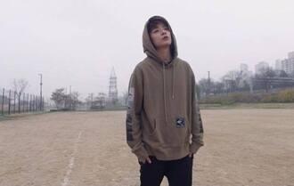 sweater amber liu f(x) amber amber f(x) kpop brown brown hoodie hoodie mens hoodie