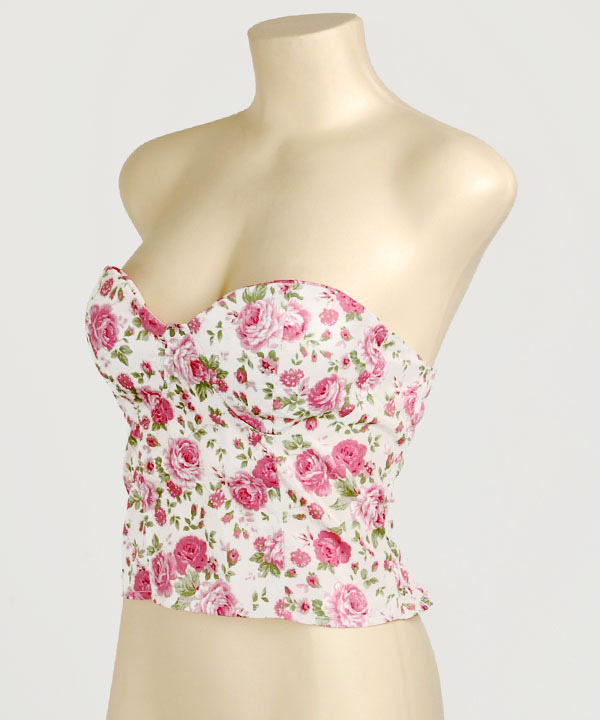 AliExpress carries many floral bustier crop top related products, including crop bustier, tank top, tank bra, bustier tank top, top chest, short corset, top, bust top, crop. Quality service and professional assistance is provided when you shop with AliExpress, so don't wait to take advantage of our prices on these and other items!