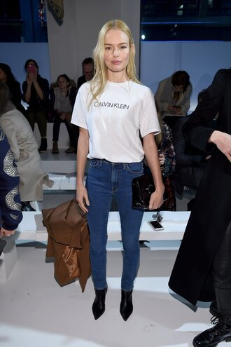 jeans kate bosworth ny fashion week 2017 top