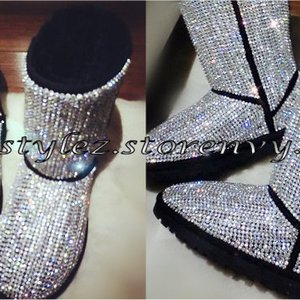 Bling Bling Boots - Luxe Stylez - Online Store Powered by Storenvy