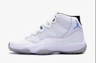 shoes blue shoes jordan shoes jordans
