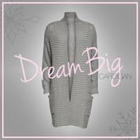Dream big cardigan