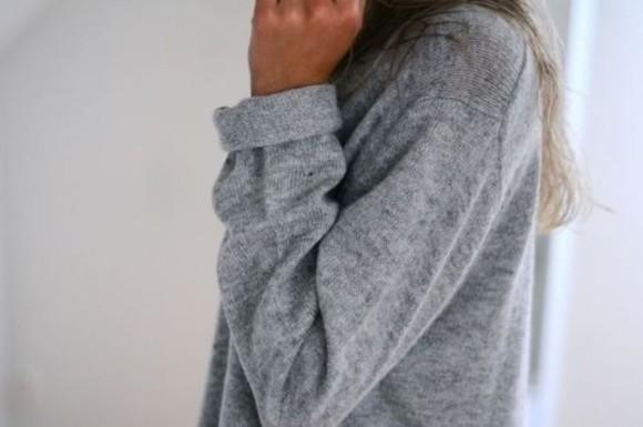 grey fall outfits fall sweater sweater grey sweater grey jumper nice t-shirt