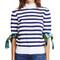 Msgm knit stripe sweater