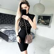 dress,bandage dress,women dress,black dress,bandage,mesh bandage dress,little black dress,short dress,club dress,black cocktail dress