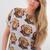 Tiger Head Print Chiffon T-Shirt – Glamzelle