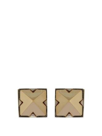 earrings gold silver jewels