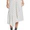 Tibi lucci stripe midi skirt | nordstrom