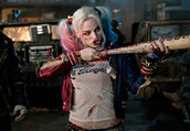 shirt,suicide squat,blue and pink,jacket,t-shirt,harley quinn,daddy's lil monster