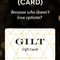 Gilt member homepage | personalized sales | gilt groupe