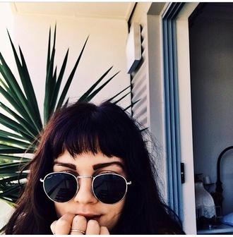 sunglasses sunglasses big sunglasses black metal ray ban sunglasses round