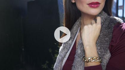 Joyus - Chunky, hip chain bracelets