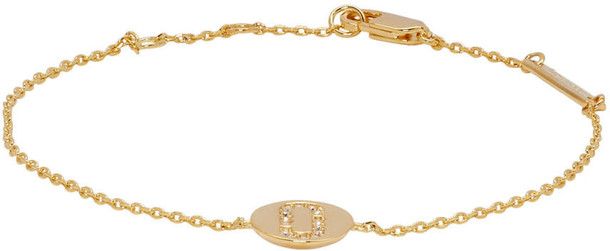 Marc Jacobs gold jewels