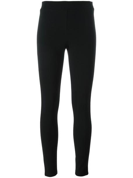theory leggings women spandex black pants