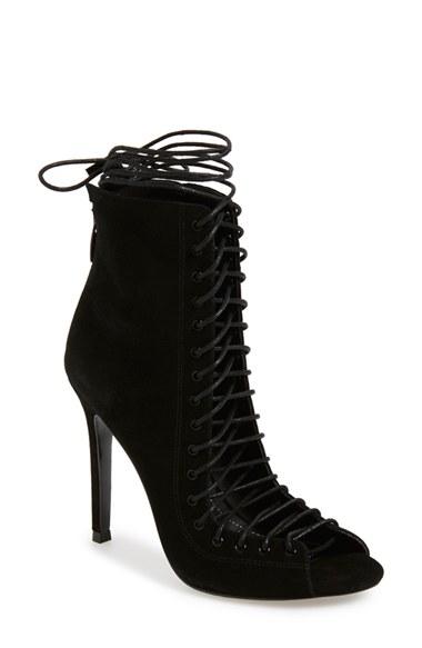 daaaa94ef04 KENDALL KYLIE  Ginny  Lace-Up Sandal (Women)