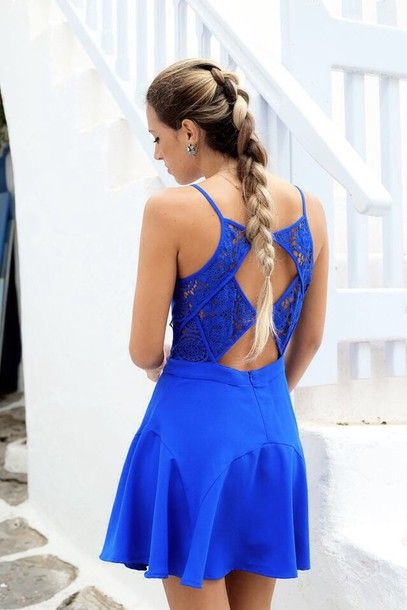 dress blue dress blue spring