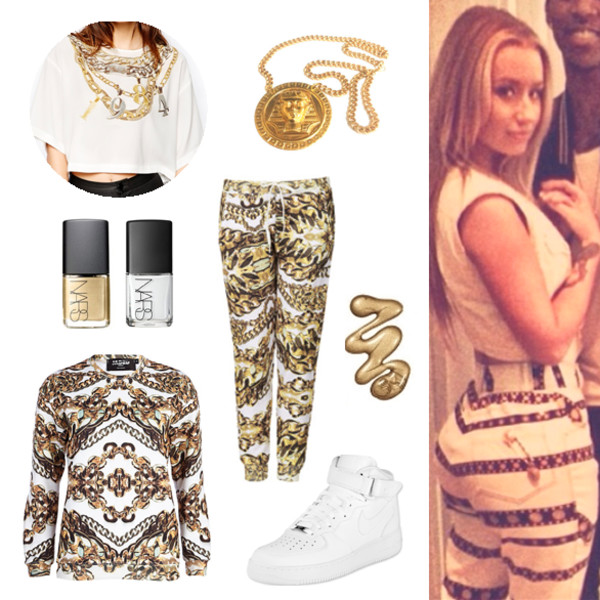 pants celebrity make-up jordans leggings crop tops jewerly