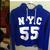 NYC 55 CROP SWEATER