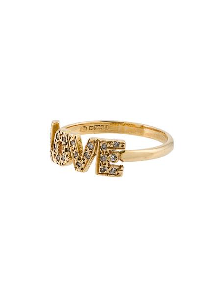 diamond ring women love ring gold grey metallic jewels