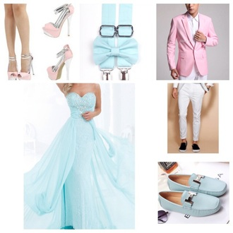 shoes heels light pink prom woman's