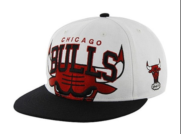 hat chicago bulls snapback