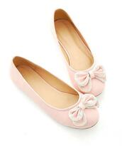 shoes,women's shoes,chaussures,ballerine,noeud
