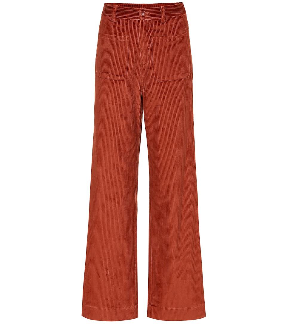 Fonda corduroy pants