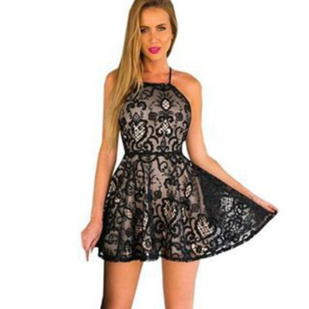 a01138522022 dress style vintage lace mini girly boho sexy cute tumblr classy fashion  girl summer trendy cool