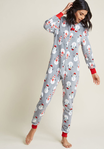 Modcloth pajamas cozy chill underwear