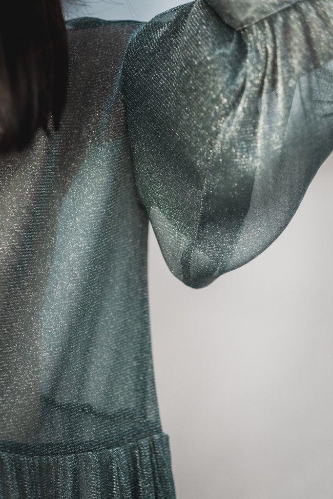 Jayme Dress in Shimmer | Pre-Order