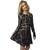 Pizzo Short Dress by The Jetset Diaries
