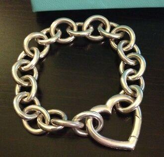 jewels bracelets tiffany&co sterling silver