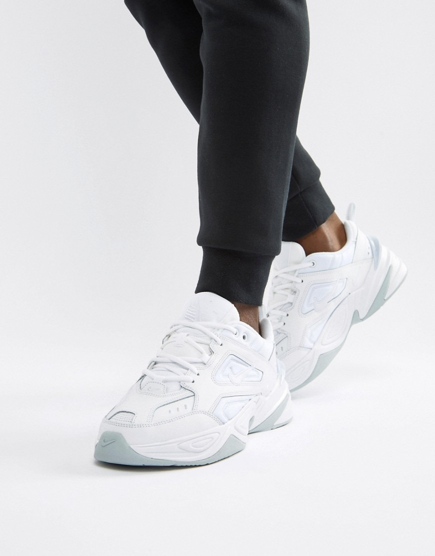 Nike M2K Tekno Sneakers In White AV4789-101