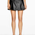 3.1 Phillip Lim  | Leather Peplum Flare Skirt by 3.1 Phillip Lim