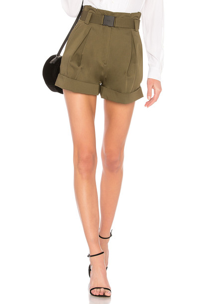 No. 21 shorts high rise shorts high