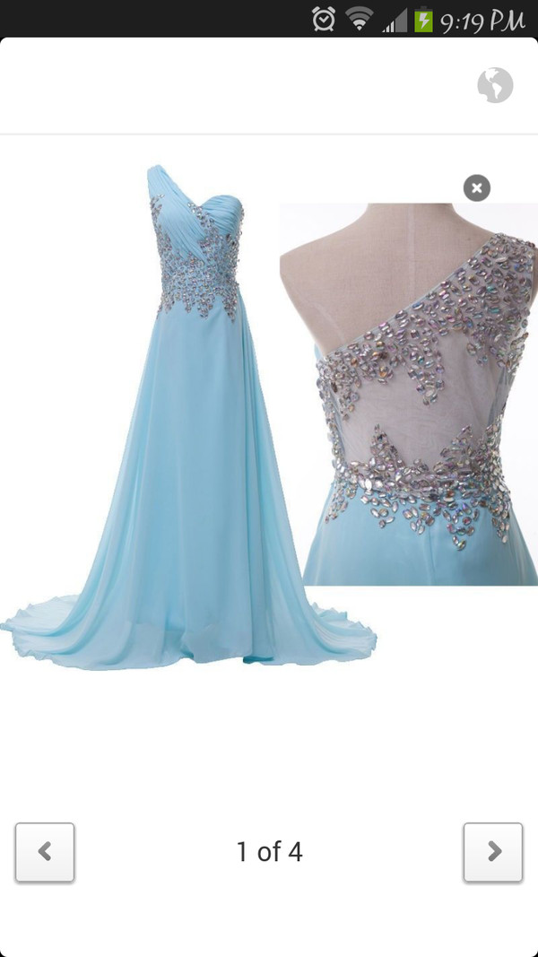 dress evening dress prom dress prom dress long prom dress blue prom dress backless prom dress rimes tone
