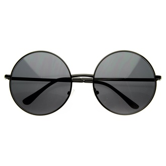 sunglasses vintage round vogue
