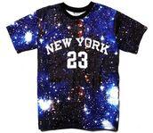 t-shirt,pyrex,new york city,galaxy print,23