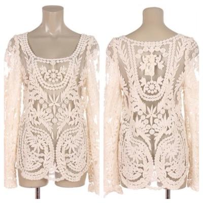 Lace Blouses Online