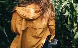coat duffel orange coat duffle coat