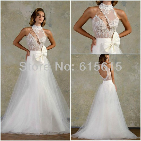 wedding dress clothes