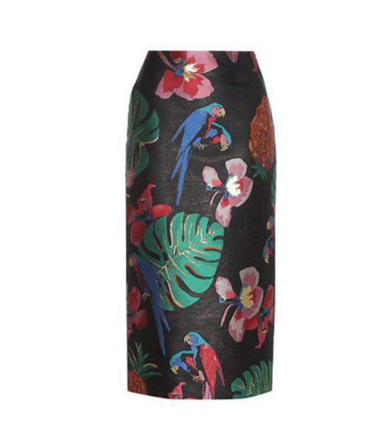 Valentino Brocade Skirt