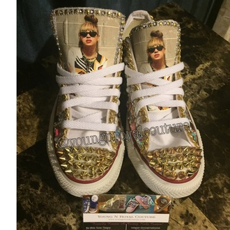 shoes sneakers girls sneakers style chanel sneakers converse