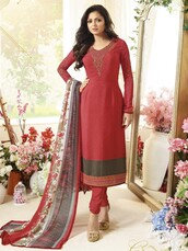 dress,drashti dhami,straight cut suits,ethnic wear,women clothing,indian clothing,free shipping,indian dresses,usa,canada,australia,mauritius,new zealand