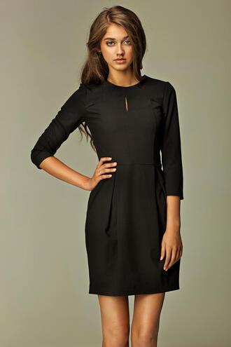 dress molly dress black dress pleated dress prom dress