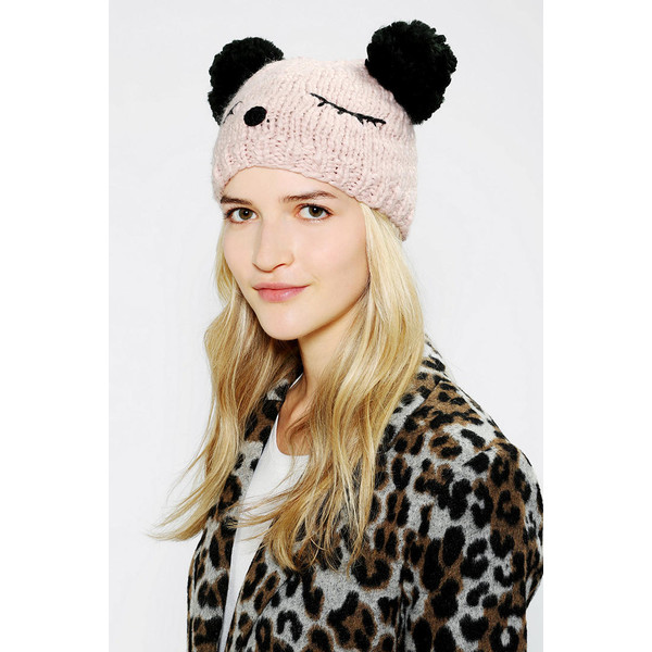 Animal Ears Beanie - Polyvore