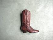 shoes,vintage boots,vintage,frye boots,brown boots,cowboy boots,vintage cowboy boots,vintage frye,western boots,mens shoes,frye,brown leather boots,leather boots,mens boots,leather mens boots